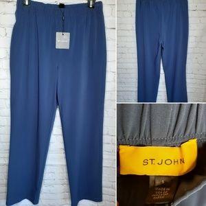 St. John pants size S